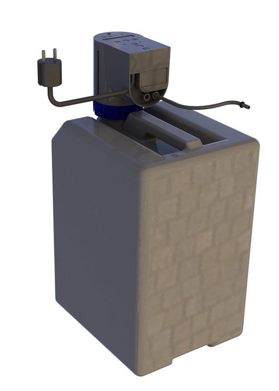 Labko® Fosfori 10 -fosforinpoistopumppu