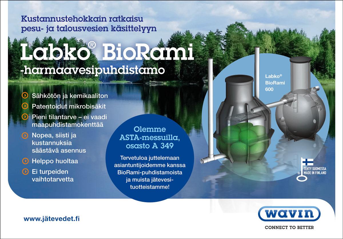 Kesämökin Jätevesiopas